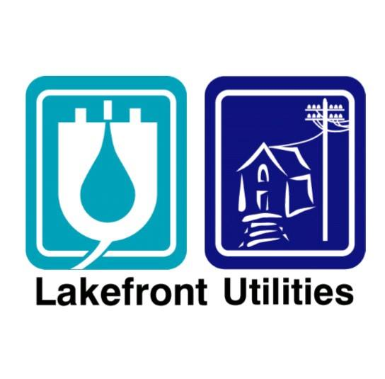 Lakefront Utilities Providing Electrical And Utility